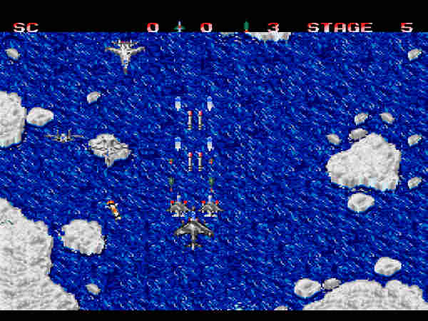 Download Task Force Harrier EX Game For PC