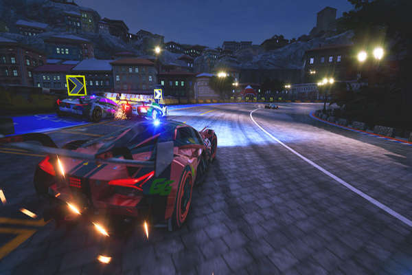 Download Xenon Racer Game For PC