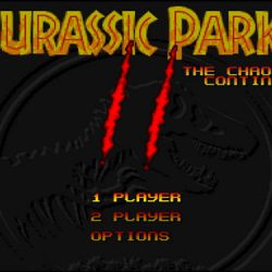 Jurassic Park 2 The Chaos Continues Game Free Download