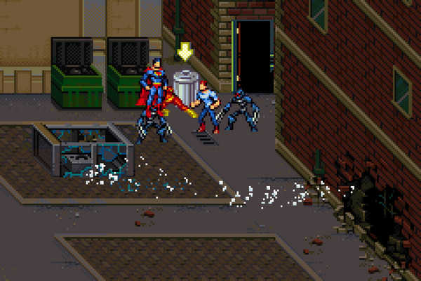 Justice League Heroes The Flash PC Game Download
