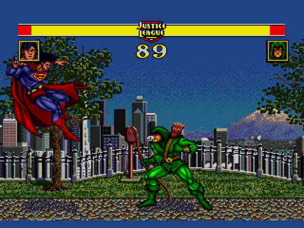 Justice League Task Force PC Game Download