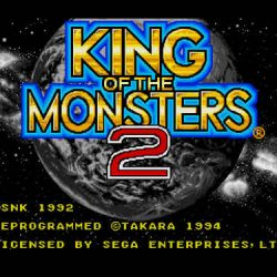 King of Monsters 2 Game Free Download