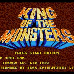 King of Monsters Game Free Download
