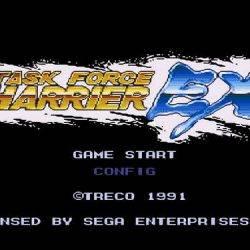 Task Force Harrier EX Game Free Download