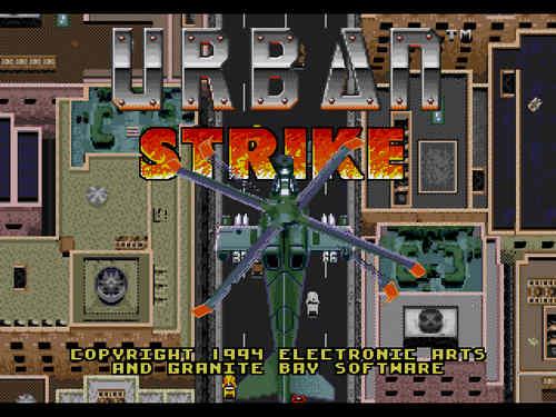 Urban Strike Game Free Download