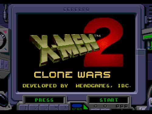 X Men 2 Clone Wars Game Free Download