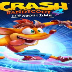Crash Bandicoot 4 It's About Time Game Free Download