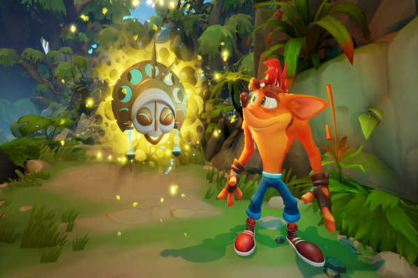 Download Crash Bandicoot 4 It's About Time Game For PC