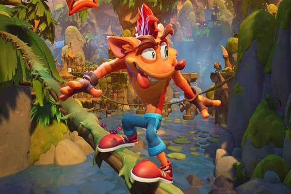 Crash Bandicoot 4 It's About Time Highly Compressed Game For PC