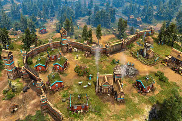 Age of Empires 3 Definitive Edition Setup Free Download