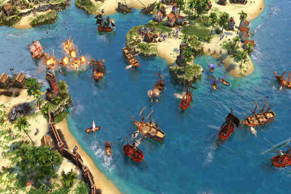 Download Age of Empires 3 Definitive Edition Game For PC