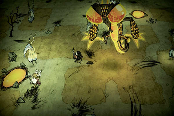 Don't Starve Together PC Game Download 600x400