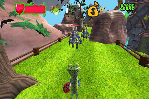 Download Ribby Rocket Game For PC