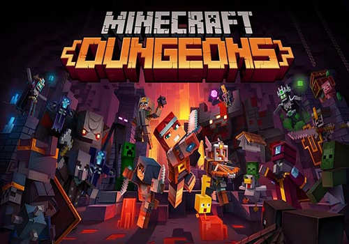 Minecraft Dungeons PC Game Download