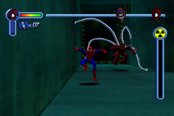 Spider Man 1 Highly Compressed Game For PC