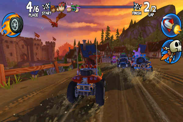 Beach Buggy Racing 2 Island Adventure PC Game Download