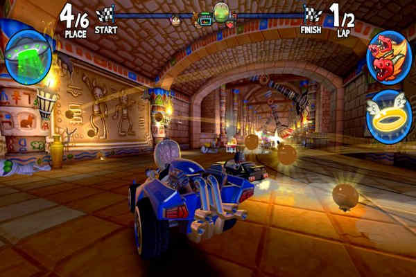 Beach Buggy Racing 2 Island Adventure Highly Compressed Game For PC