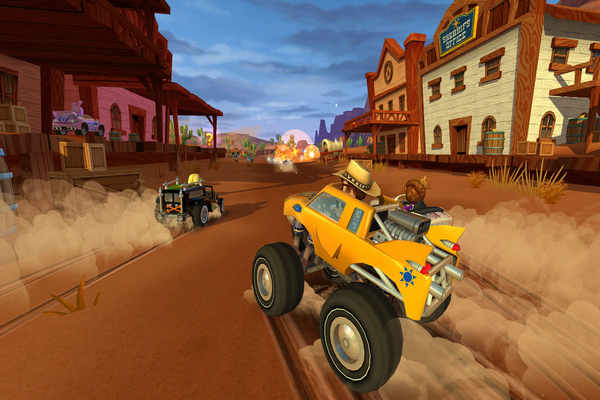 Download Beach Buggy Racing 2 Island Adventure Game For PC