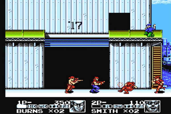 Download Contra Force Game For PC
