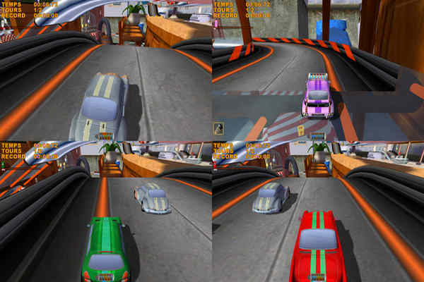 Download Mad Tracks Game For PC