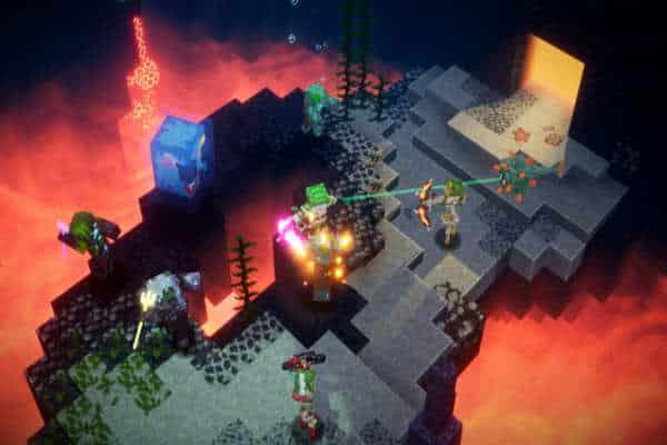 Download Minecraft Dungeons Hidden Depths Game For PC