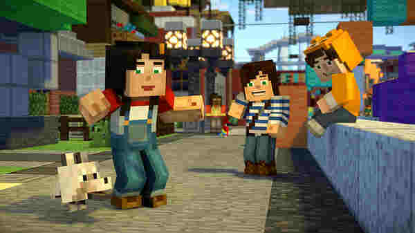 Download Minecraft Story Mode Season 2 Full Game For PC