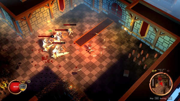 Download Skeletal Avenger Game For PC