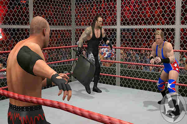 Download WWE Impact 2011 Game For PC
