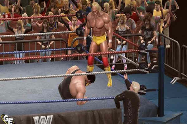 Download WWE Legends of WrestleMania Game For PC