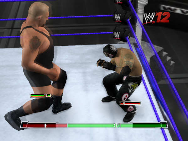 Download WWE Raw vs Smackdown 2012 Game For PC