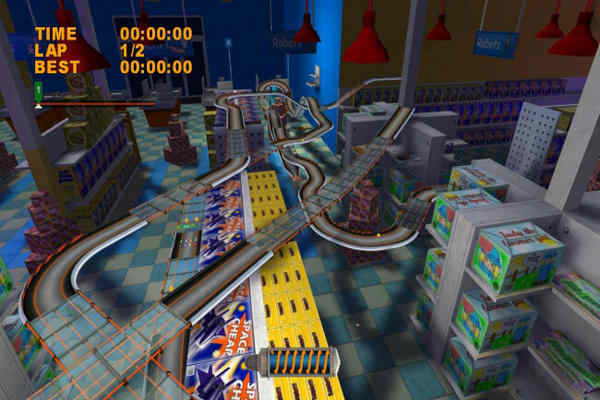 Mad Tracks PC Game Download