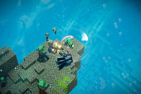 Minecraft Dungeons Hidden Depths Highly Compressed Game For PC