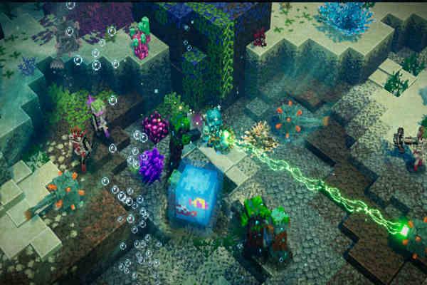 Minecraft Dungeons Hidden Depths PC Game Download