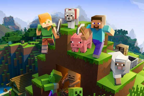 Minecraft PC Game Download
