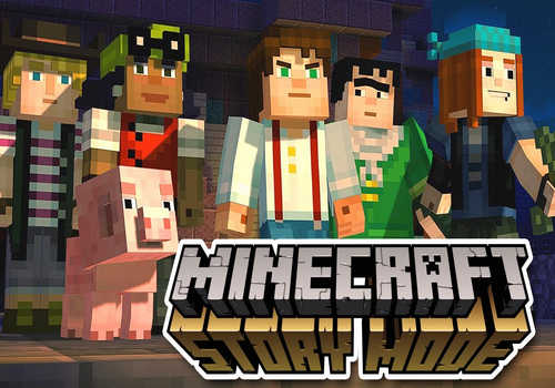 Minecraft Story Mode Season 1 All Episode Game Free Download