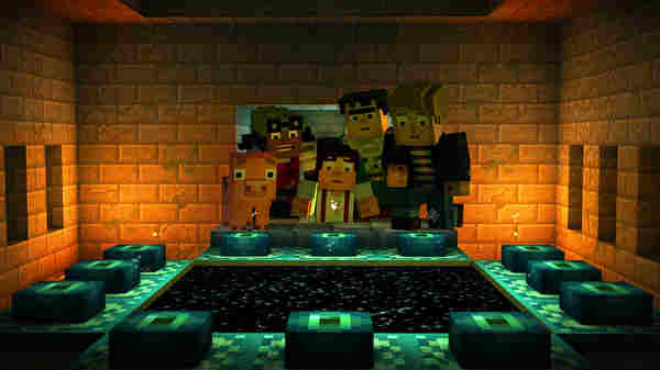 Minecraft Story Mode Season 1 All Episode PC Game Download
