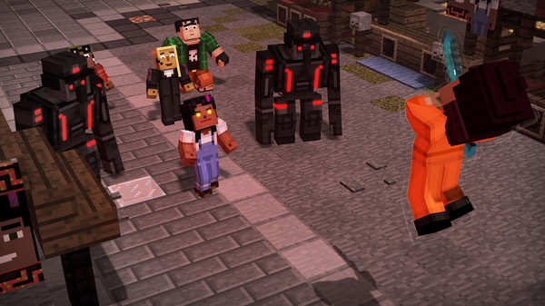 Minecraft Story Mode Season 2 Full Highly Compressed Game For PC