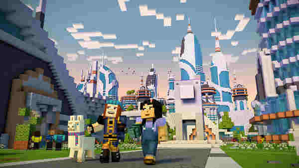 Minecraft Story Mode Season 2 Full PC Game Download