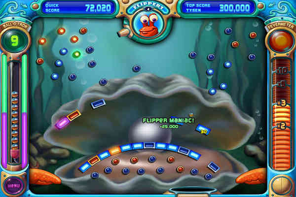 Peggle Deluxe Highly Compressed Game For PC