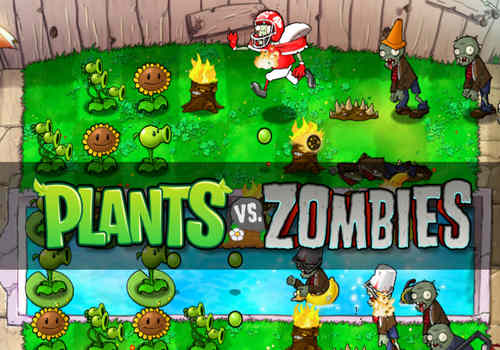 Plants vs Zombies Game Free Download