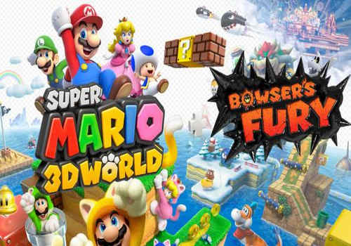 Super Mario 3D World Bowsers Fury Game Free Download