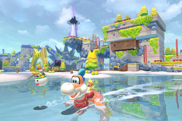 Super Mario 3D World Bowsers Fury Highly Compressed Game For PC