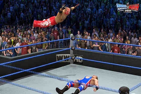 WWE Impact 2011 PC Game Download