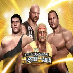 WWE Legends of WrestleMania Game Free Download