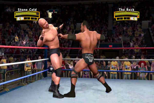 WWE Legends of WrestleMania Highly Compressed Game For PC