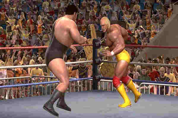 WWE Legends of WrestleMania PC Game Download