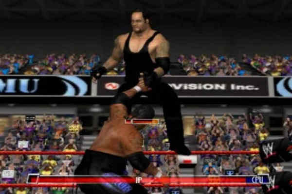 WWE Raw Judgement Day Total Edition PC Game Download