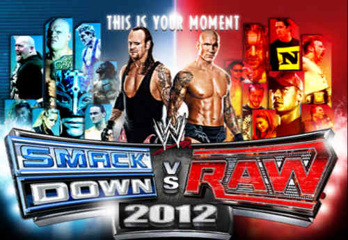 WWE Raw vs Smackdown 2012 Game Free Download
