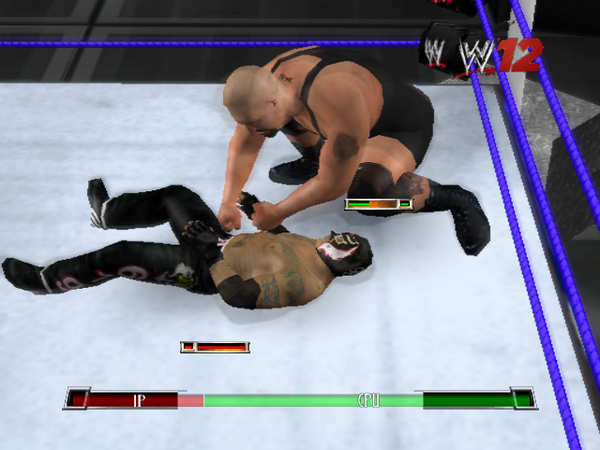 WWE Raw vs Smackdown 2012 PC Game Download