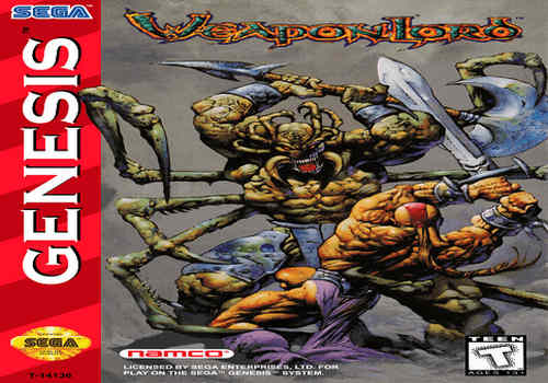 Weaponlord Game Free Download